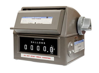 Picture of Veeder Root Mechanical Meter